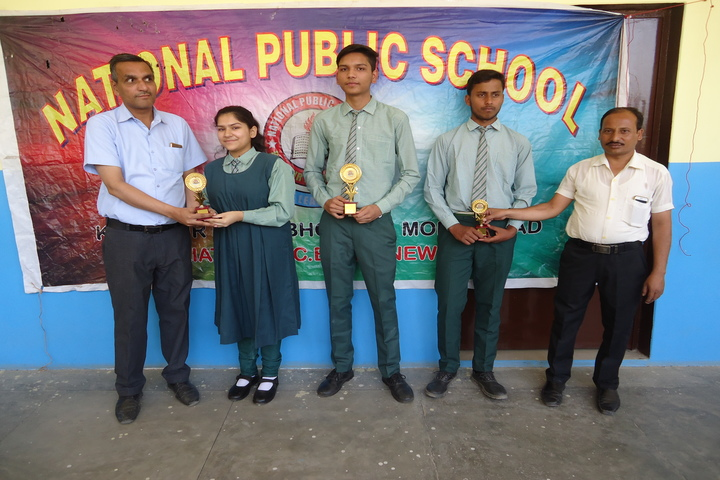 National Public School-Prize Distribution