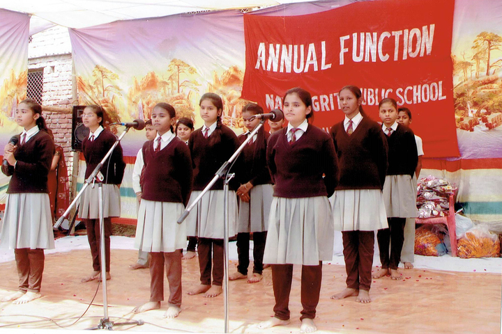 Nav Jagriti Public School - Singing