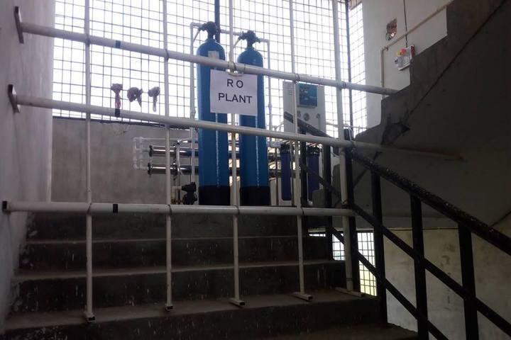 Nav Jeevan Mission School - Drinking facility