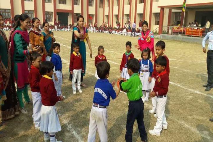 Nav Jeevan Mission School - Games