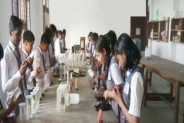 Nav Jeevan Mission School - Lab