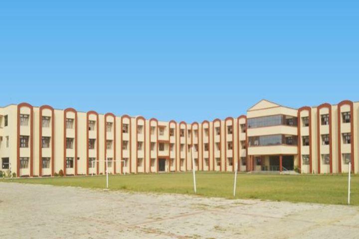 Nav Jeevan Mission School - School building