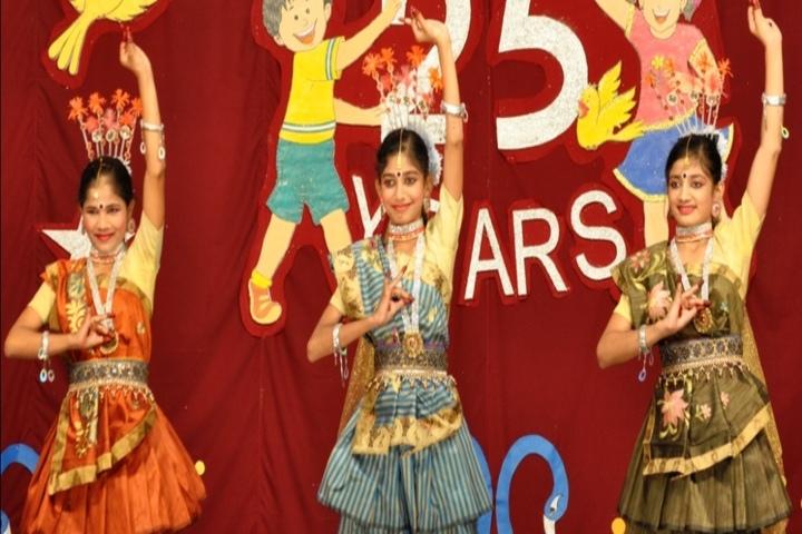 Nav Vani School-Cultural Activity