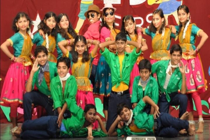 Nav Vani School-Dancing