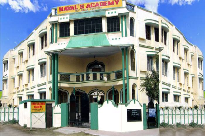 Navals National Academy - School building