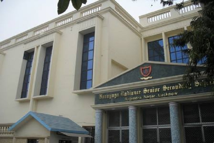Navayuga Radiance Bilingual Senior Secondary School-School Building