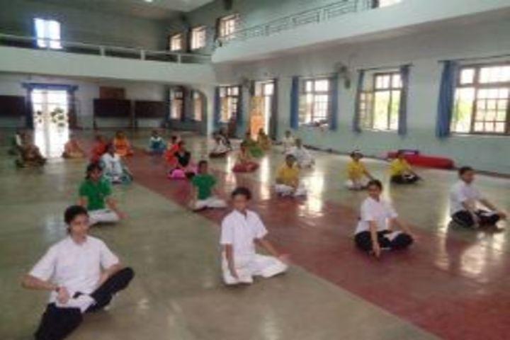 Navayuga Radiance School-Yoga