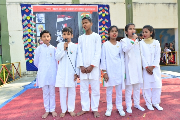 Navneeta Kunwar Public School-Annual Day