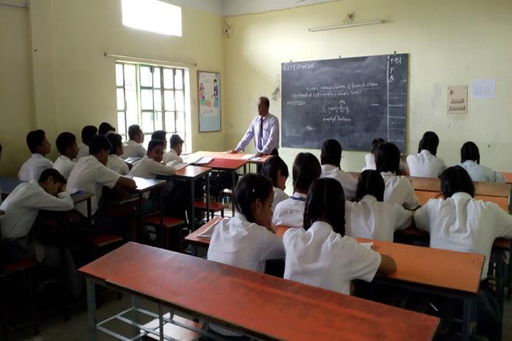 Navneeta Kunwar Public School-Classroom