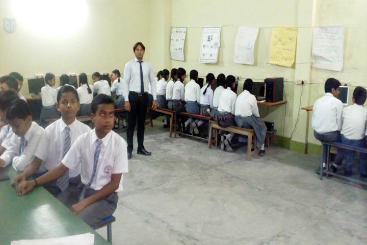 Navneeta Kunwar Public School-Computer Lab