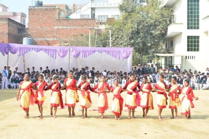 Navneeta Kunwar Public School-Cultural Fest