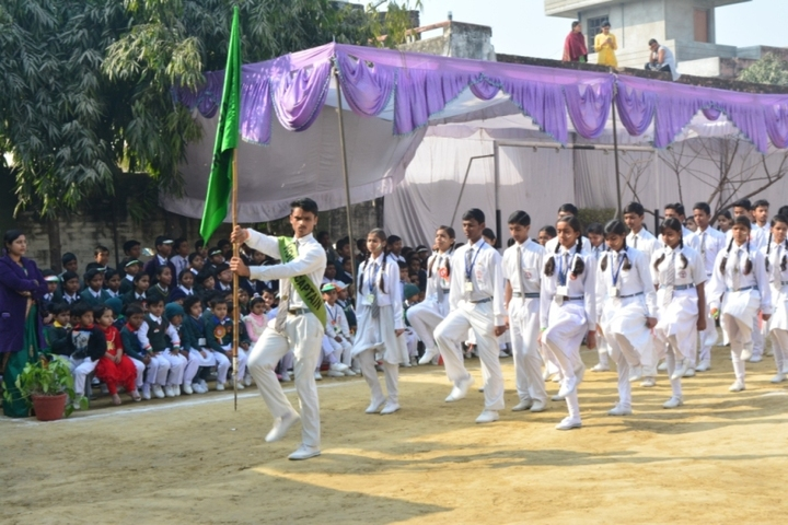 Navneeta Kunwar Public School-Independence Day