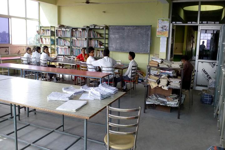 Navneeta Kunwar Public School-Library