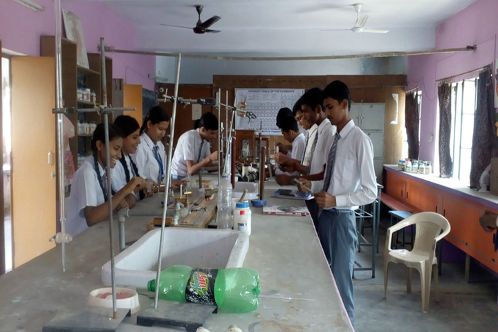 Navneeta Kunwar Public School-Physics Lab