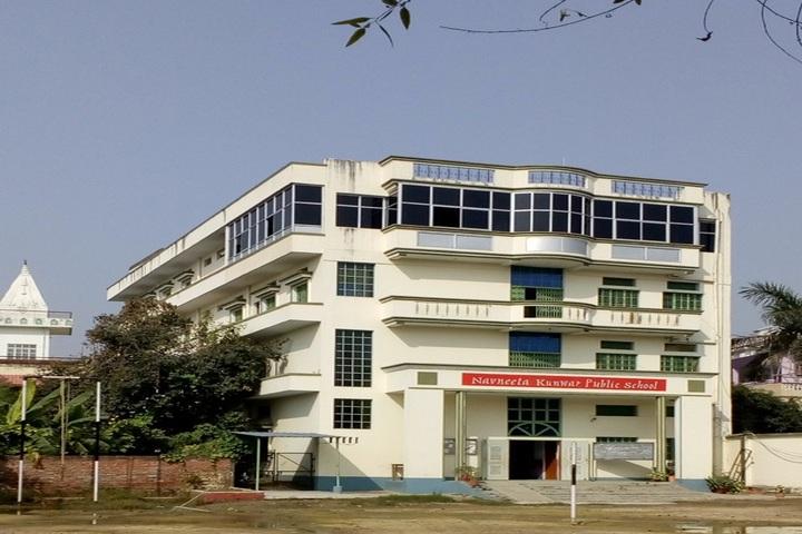 Navneeta Kunwar Public School-School Building
