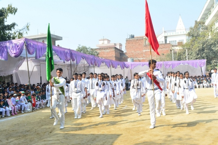 Navneeta Kunwar Public School-Annual Sports Meet