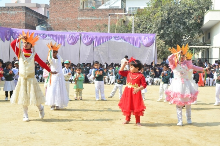 Navneeta Kunwar Public School-Dance Competition