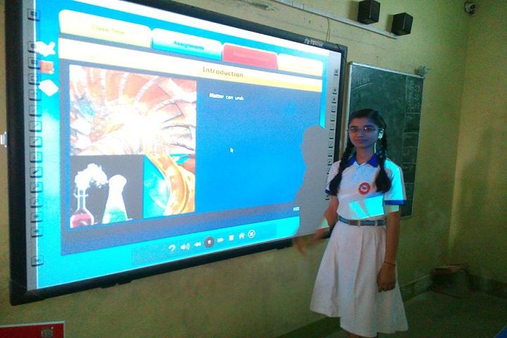 Navneeta Kunwar Public School-Digital Classroom