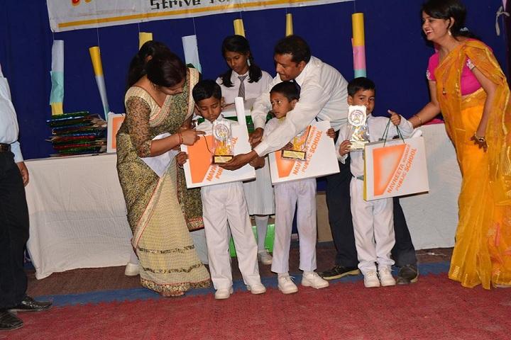 Navneeta Kunwar Public School-Prize Distribution