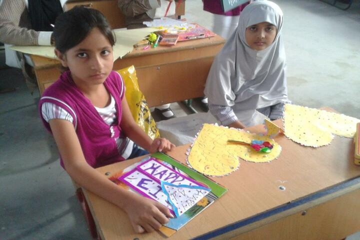 Nawaz Girls Public School - Activity