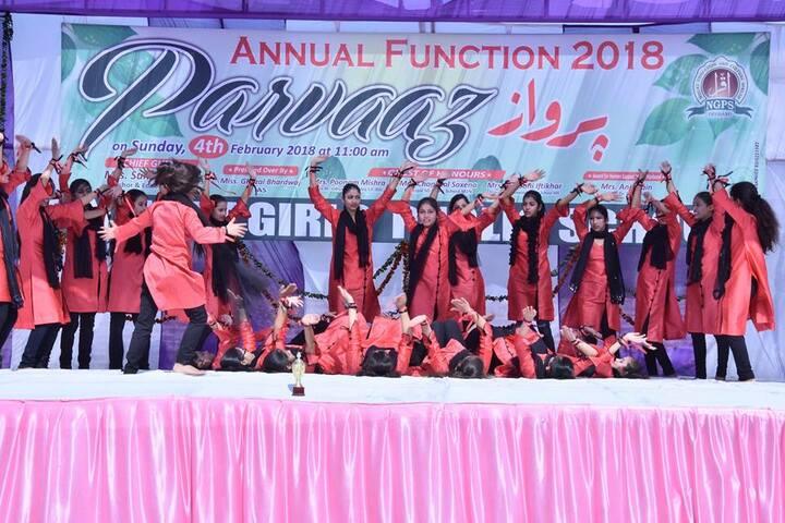 Nawaz Girls Public School - Annual function