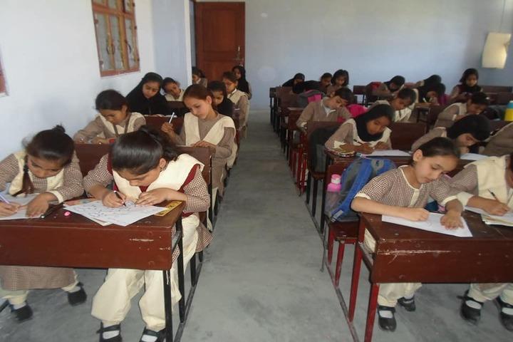 Nawaz Girls Public School - Classroom