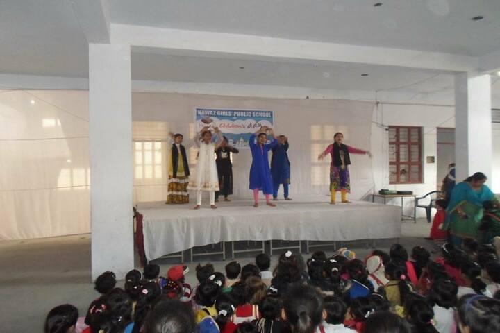 Nawaz Girls Public School - Dance