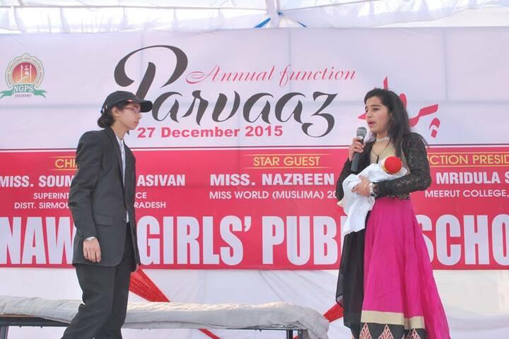 Nawaz Girls Public School - Drama