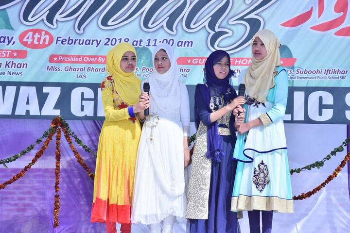 Nawaz Girls Public School - Singing