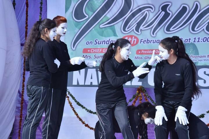 Nawaz Girls Public School - Skit
