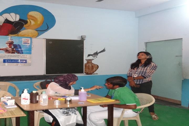 Nehru Balodyan - Health Checkup
