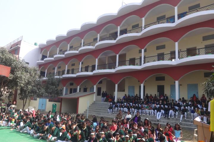Nehru Balodyan - Republic day