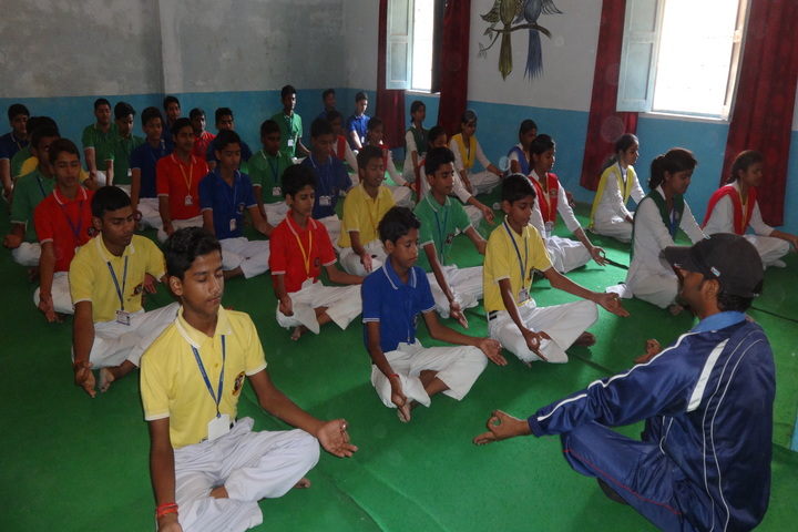 Nehru Balodyan - Yoga