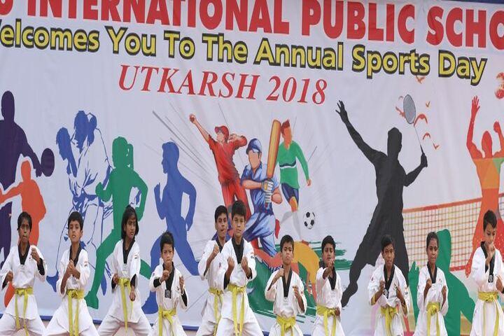 Nehru International Public School-Event Utkarsh