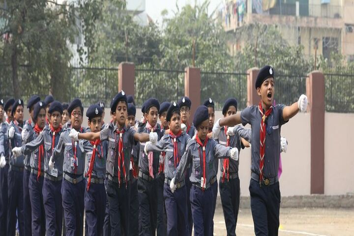 Nehru International Public School-Scouts And Guides