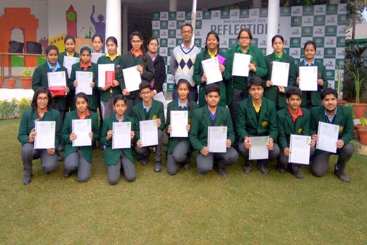 Nehru World School-Achievements