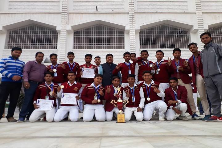 Uma Shankar Champa Devi Dav Public School-Achievements