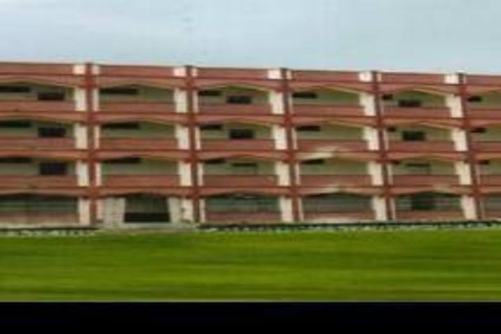 Uma Shankar Champa Devi Dav Public School-School Building