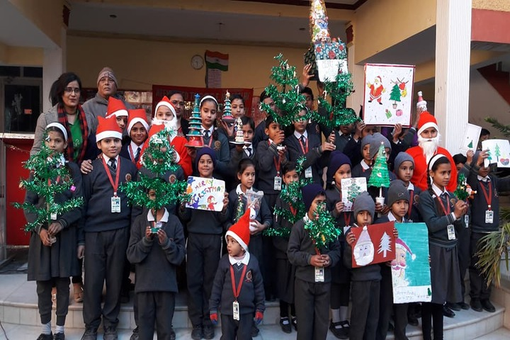Nemi Chand Educational Acdemy-Christmas Celebrations