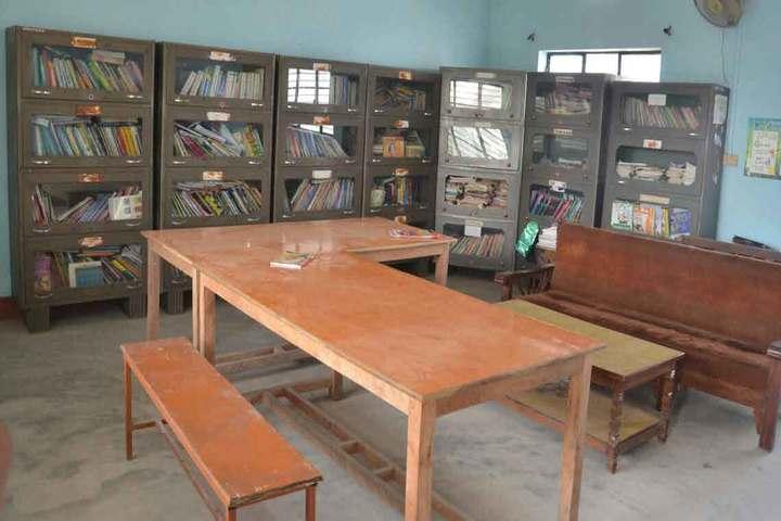 Netajee Defence Academy - Library