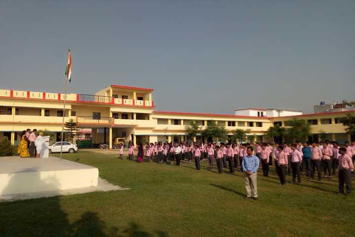 Netajee Defence Academy - Republic day