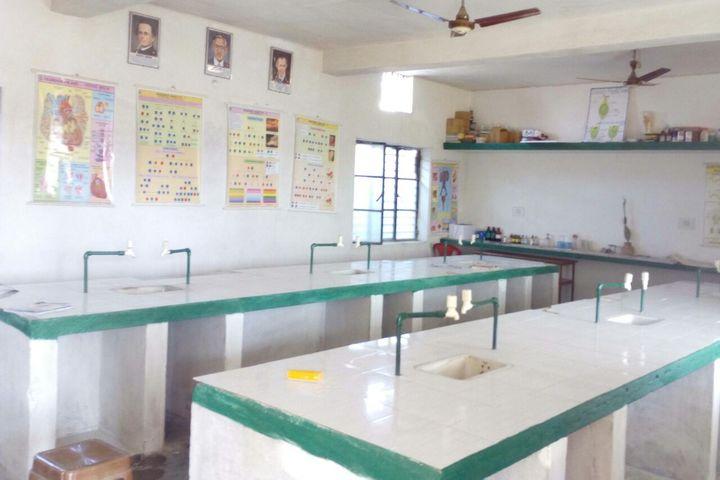 Netajee Defence Academy - Science lab