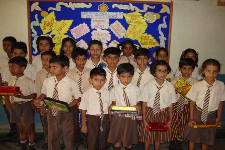 New Adarsh Public School-Achievements