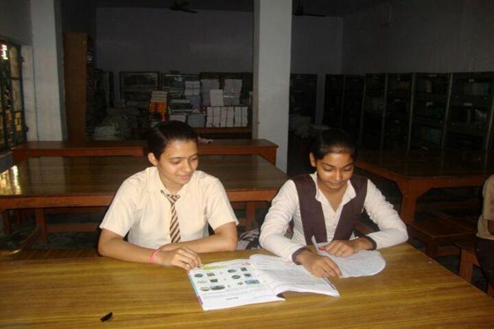 New Adarsh Public School-Library