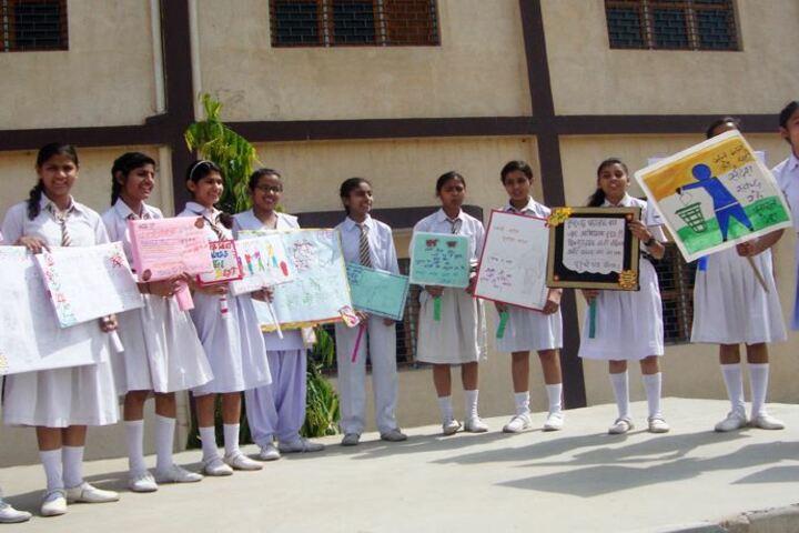 New Adarsh Public School-Project Report