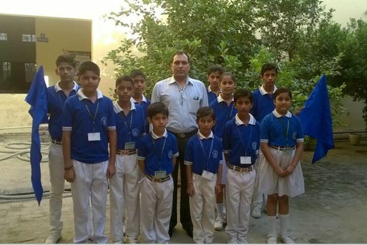 New Adarsh Public School-Sports Team