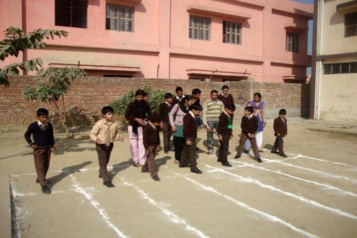 New Adarsh Public School-Sports