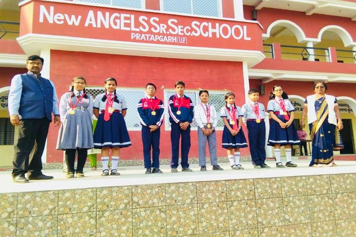 New Angels Senior Secondary School-Achievements
