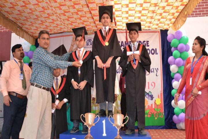 New Cambridge Senior Secondary School-Achievements
