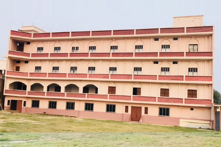 New Cambridge Senior Secondary School-School Building